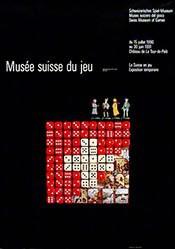 Jeker Werner - Musée Suisse du jeu