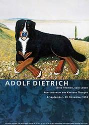 Stuber Urs - Adolf Dietrich