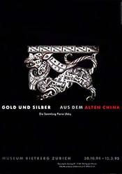 Waldvogel Heinz C. + Christa - Gold und Silber aus dem alten China