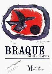 Huber Max - Georges Braque