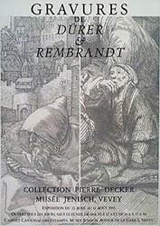 Lévy Jean-Benoit - Gravures de Dürer & Rembrandt