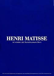 Milnor + Hess - Henri Matisse