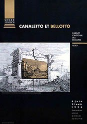 Anonym - Canaletto et Bellotto