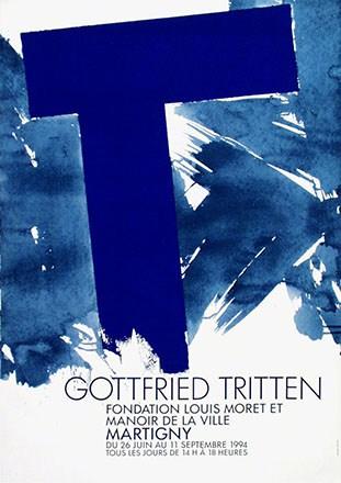 Anonym - Gottfried Tritten