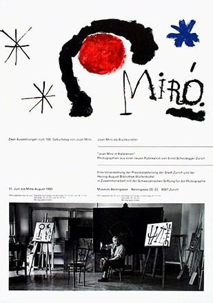 Anonym - Miró als Buchkünstler