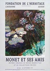 Anonym - Monet et ses amis