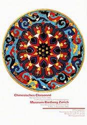 Müller-von Ins Fridolin - Chinesisches Cloisonné