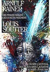 Benteliteam - Arnulf Rainer / Louis Soutter