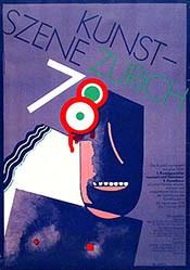 Baechi Balz - Kunstszene Zürich