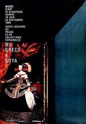 Anonym - du Greco a Goya