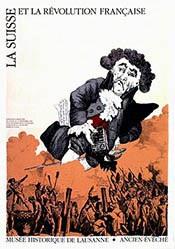 Fiori Nicoletta - La Suisse et la révolution française