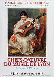 Anonym - Chefs-d'Oeuvre du musée de Lyon