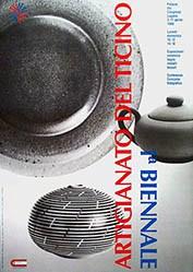 Garbarino / Hoderas - Biennale Artigianato del Ticino