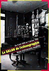 Anonym - Le Salon de l'Ethnographie