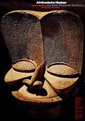 Bauer Fred - Afrikanische Masken