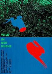 Kuhn Claude - Wild in der Küche