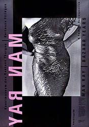 Bosshard Hans Rudolf - Man Ray - Bazaar Jears