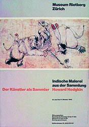 Bauer Fred - Indische Malerei