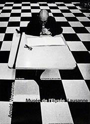 Jeker Werner - Arnold Newman