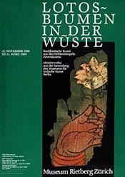 Zryd Werner - Lotusblumen in der Wüste