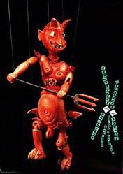 Gauch René - Künstler-Marionetten