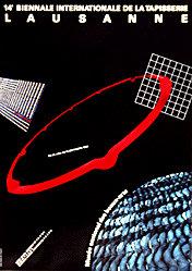 Lauber + Romagnoli - 14. Biennale internationale de la tapsserie