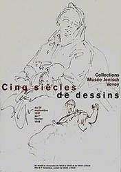 Luop Philippe - Cinq siècle de dessins