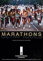 Anonym - Marathons