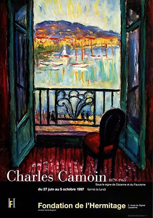 Cocchi Laurent - Charles Camoin
