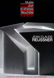 Anonym - Jean-Claude Reussner