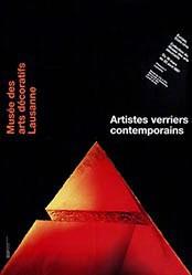 Jeker Werner / Leimer H. - Artistes verriers contemporains