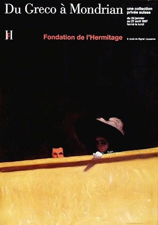 Cocchi Laurent - Du Greco à Mondrian