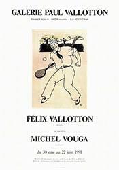 Anonym - Félix Vallotton / Michel Vouga