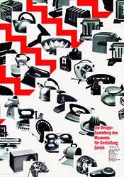 Hamburger Jürg / Staehelin Georg - Die Design-Sammlung des