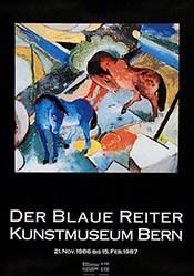 Stoss Urs - Der blaue Reiter