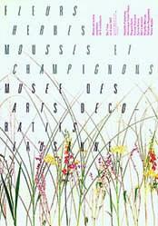 Jeker Werner / Leimer H. - Fleurs, Herbes, Mousses et Champingnons