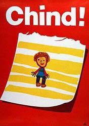 Cincera Ernst - Chind