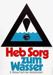 Fasolin Werbung - Heb Sorg zum Wasser