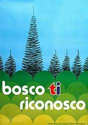 Anonym - Bosco ti riconosco
