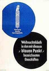 Behrmann Hermann - Blauer Punkt