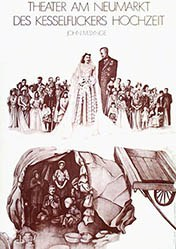 Schwarzer Esther - Des Kesselflickers Hochzeit