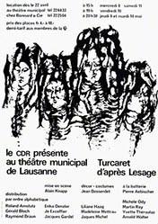 Bosserdet Jean - Turcaret