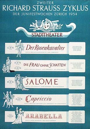 Anonym - Richard Strauss Zyklus