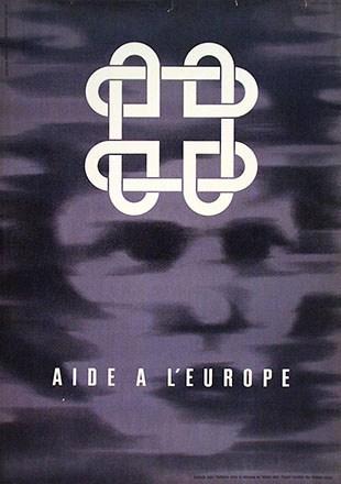 Lenz Max - Aide a l'Europe - Europahilfe