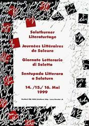 Cardinaux Nathalie - Solothurner Literaturtage