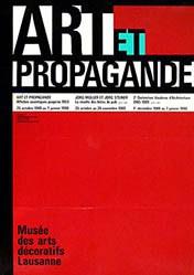Jeker Werner - Art et Propagande
