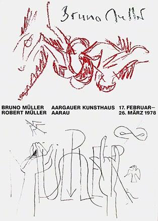 Müller Bruno / Müller Robert - Bruno Müller / Robert Müller