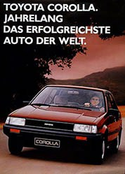 Wirz Adolf Werbeagentur - Toyota Corolla