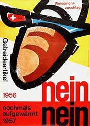 Hotz Emil - Getreideartikel Nein