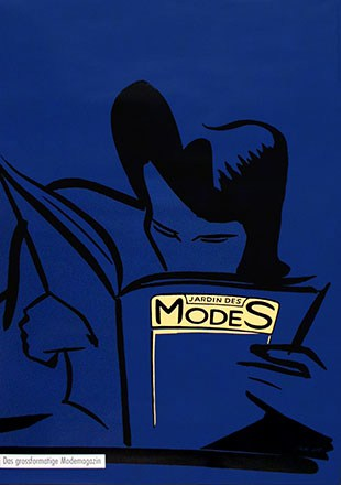 Wyss Peter - Jardin des Modes